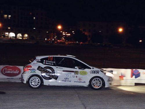 RO racing al via del Rally del Molise e dello Slalom di Torregrotta.