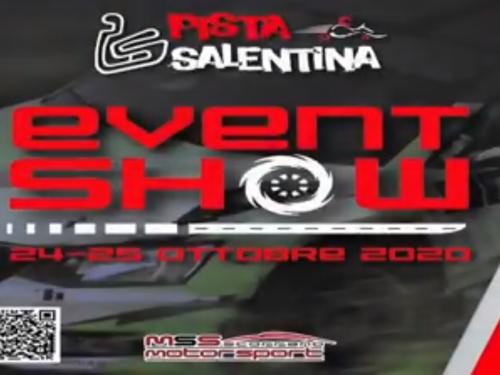 1° Event Show Pista Salentina 2020, vietato mancare!