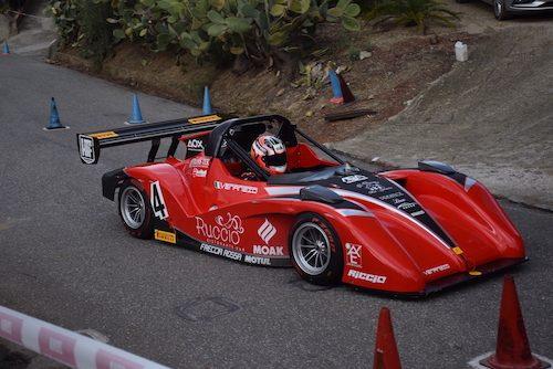 Venanzio su Radical SR4 vince il 25° Slalom Torregrotta Roccavaldina