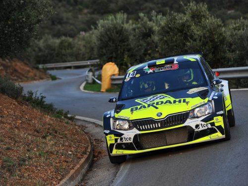 Andrea Volpi da top ten al Rallye Elba