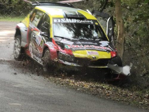 44° Rally Trofeo Maremma 2020: BIG CRASH AND SHOW!