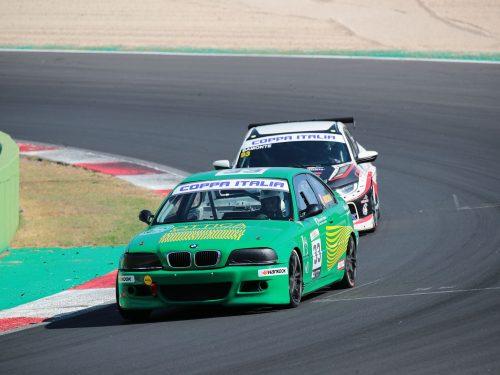 AL MUGELLO SI RIPROPONE LA SFIDA FRA I PORTACOLORI DELLA SPEED MOTOR NEL TROFEO BMW RACING CUP.