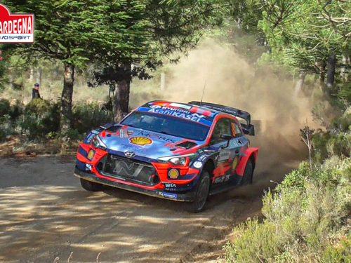 WRC Rally Italia Sardegna 2020 | DAY 2 | BIG SHOW & MAX ATTACK!