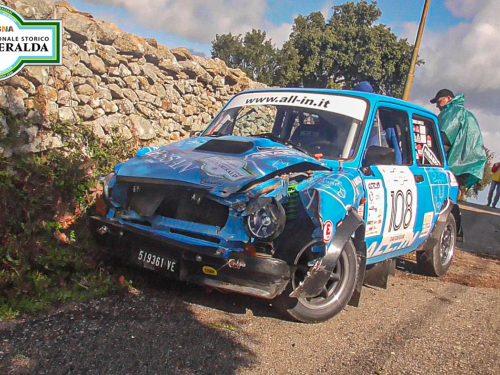 3° Rally Costa Smeralda Storico 2020 | POST CRASH & BIG SHOW!