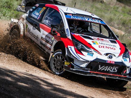 OGIER firma un NUOVO contratto con la TOYOTA per il WRC 2021