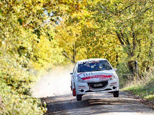 Jolly Racing Team figura nella cornice tricolore del Tuscan Rewind 2020.
