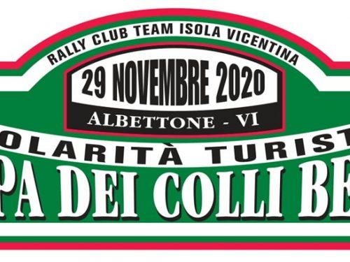 La Coppa Colli Berici slitta al 29 novembre