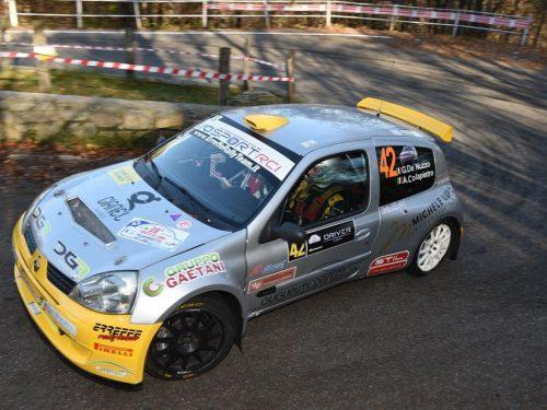 La Casarano Rally Team torna da Como con la corona tricolore della Rally Cup Italia 2020