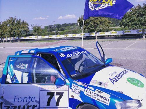 Seven Speed Racing pronto allo start del Rally Day di Pomarance 2020.