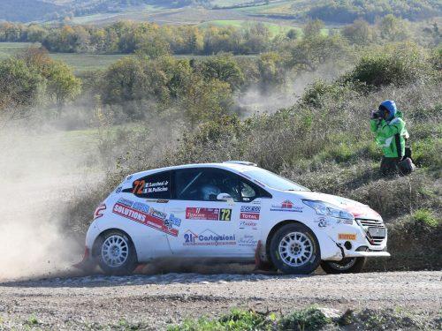 Christopher Lucchesi chiude il Tricolore Rally con due successi.