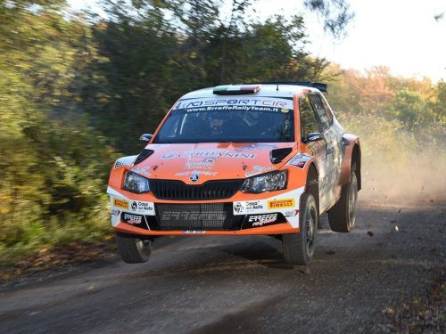 Scattolon sfiora la Top Ten nell'11° Rally Tuscan Rewind 2020