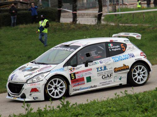 Trofeo Rally ACI Vicenza: Schio incorona Battaglin e Pagliarini