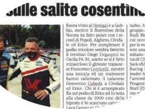 """Il CIVM torna sulla """"Gazzetta dello Sport""""."""