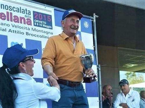 Lutto per la scomparsa di Romolo Giangregorio